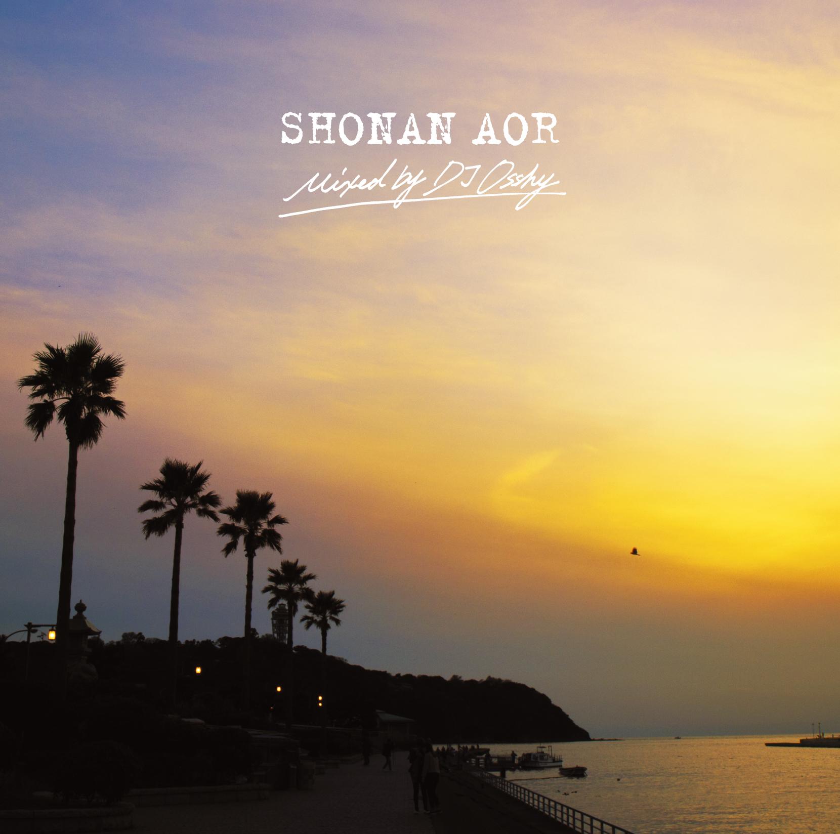 SHONAN AOR_cover